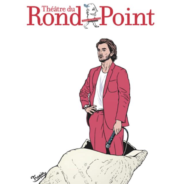 Panayotis Pascot au Rond Point