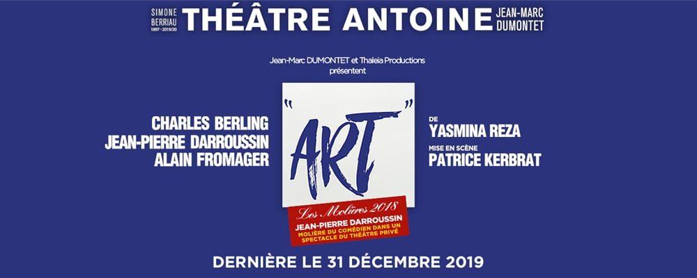 Dernière de ART le 31 décembre 2019