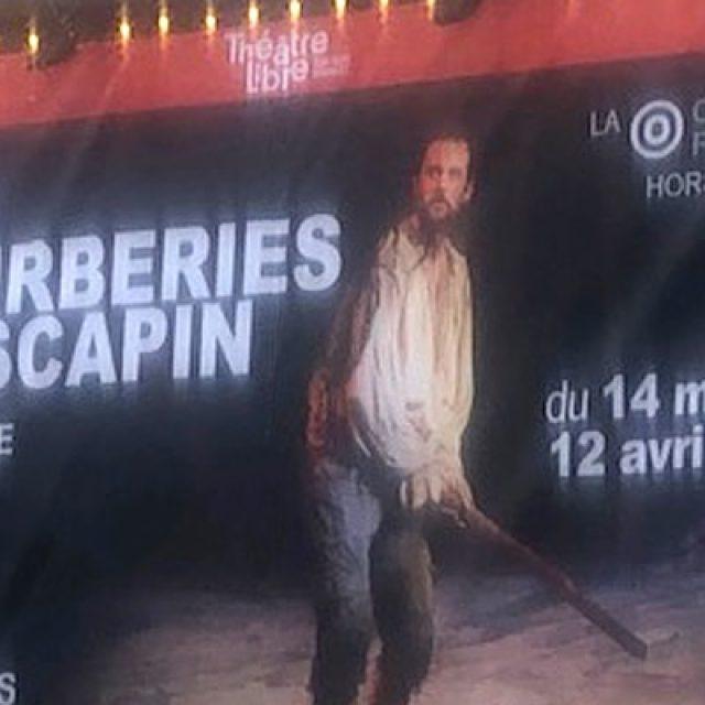 La Comédie-Française Hors-Les-Murs au Théâtre Libre